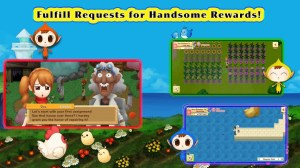 Android Harvest Moon: Light of Hope Screen 4