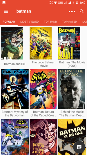 Android HollywoodHub | Movies | TV-Series Screen 3