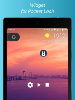 Android Pocket Sensor Screen 4