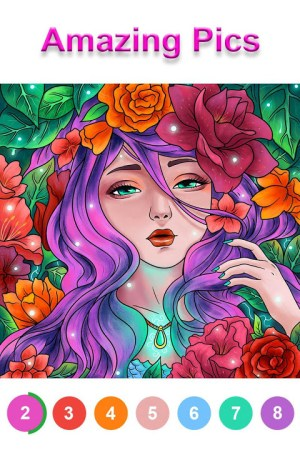 Paint By Number - Free Coloring Book & Puzzle Game 1.16.7 Screen 10