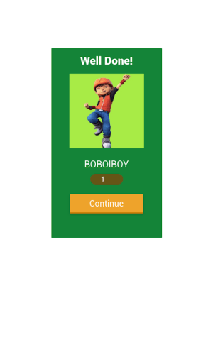 BOBOIBOY : WHO IS? GUESS IT! 8.3.3z Screen 6