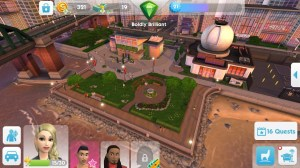 Android The Sims™ Mobile Screen 5