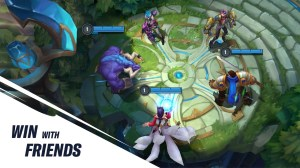 Android League of Legends: Wild Rift Screen 1