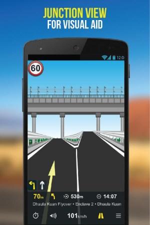 NaviMaps: 3D GPS Navigation 3.0.0 Screen 7