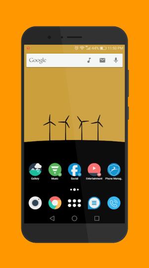 Minimal O - Icon Pack 3.1 Screen 10
