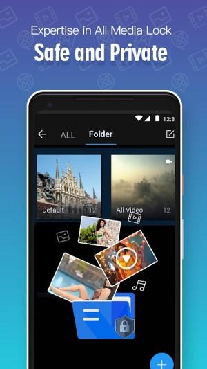 Privacy Lock – Lock Video & Hide Photo – HideX 2.1.8.12 Screen 4