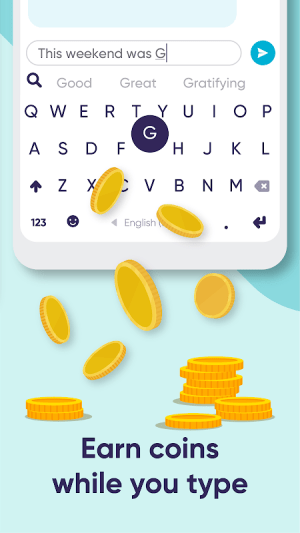 Fleksy: Fast Keyboard + Stickers, GIFs & Emojis 9.9.1c Screen 3