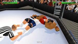 Android Wrestling Revolution 3D Screen 1