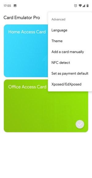 NFC Card Emulator Pro (Root) 6.0.3 Screen 4