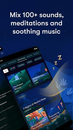 Relax Melodies: Sleep Sounds to Calm & Meditate 7.14.2 Screen 4