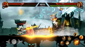 Stickman Legends: Shadow War Offline Fighting Game 2.4.37 Screen 4