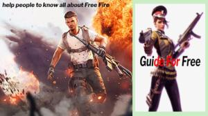 Guide For Garena Free Fire Games 2019 : skills and Coins 1.0.2 Screen 1