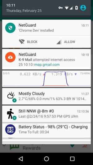 NetGuard - no-root firewall 2.289 Screen 4