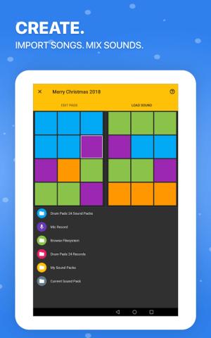 Drum Pads 24 - Music Maker 3.3.0 Screen 6