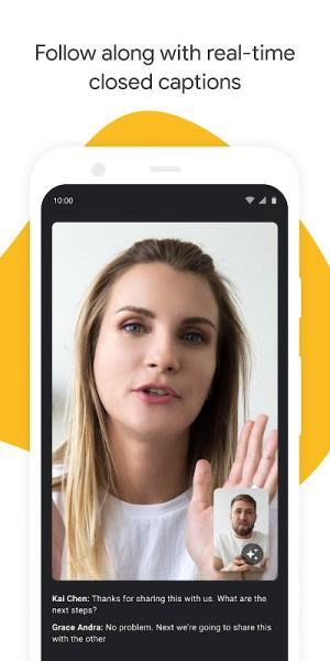 Google Meet – Secure video meetings 2021.09.11.396638105.Release Screen 12