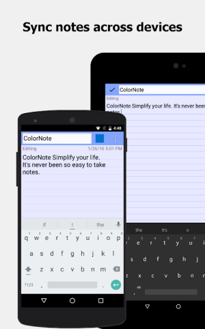 ColorNote Notepad Notes To do 4.1.4 Screen 9