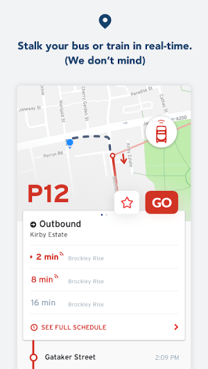 Transit - Live Transport App 5.2.18 Screen 3
