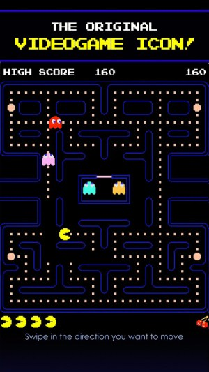 PAC-MAN 7.3.2 Screen 1