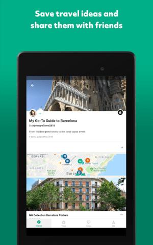TripAdvisor Hotels Restaurants 30.0 Screen 23