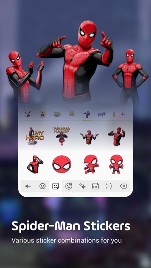 Facemoji Keyboard Pro:Emoji keyboard,Theme,Gif 2.6.0.3 Screen 7
