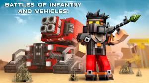 Blocky Cars - Online Shooting Games 7.3.11c Screen 3