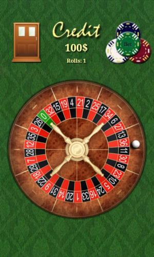 Android My Roulette Screen 6