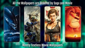 Awesome Movie Wallpapers S20 - HD / 4K Posters 2.08 Screen 7