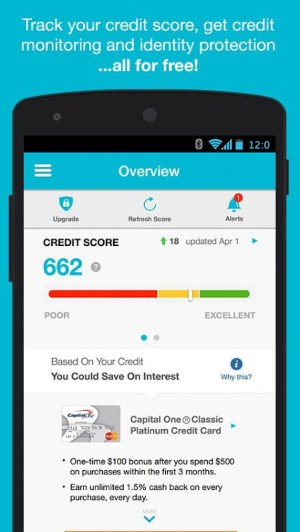 Credit Sesame 3.0.2 Screen 6