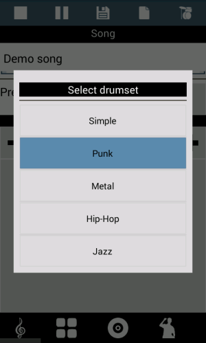 Drum Sequencer 1.0.2 Screen 1