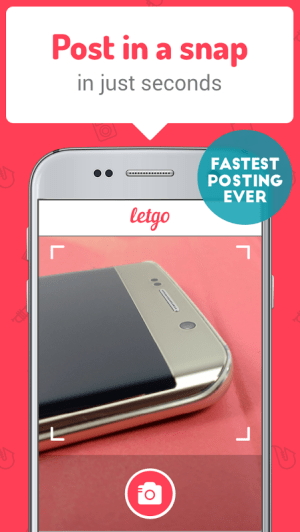 letgo: Buy & Sell Used Stuff 1.9.1 Screen 1