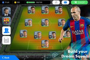 Pro Evolution Soccer 2019 Mobile 1 Screen 4