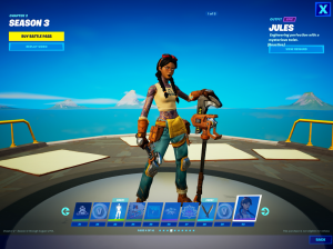 Fortnite 15.40.0-15466285-Android Screen 5