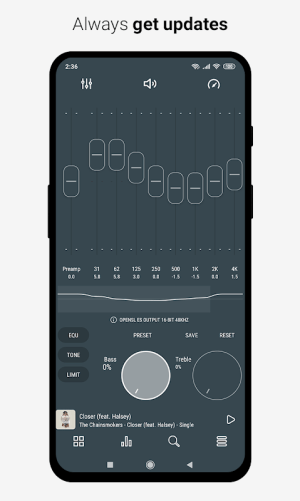 Aurora - Material Poweramp v3 Skin 2.7 Screen 6