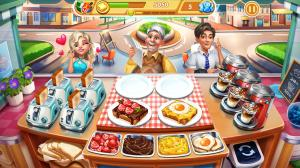 Cooking City: crazy chef' s restaurant game 1.22.3973 Screen 13