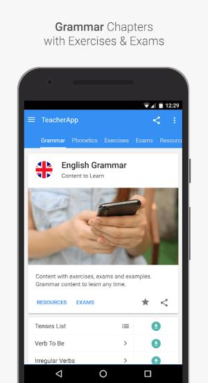 English Grammar & Phonetics 7.3.4 Screen 9