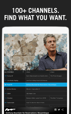 Pluto TV - It's Free TV 3.5.7-leanback Screen 6