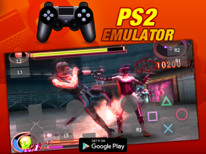 Android Free HD PS2 Emulator - Android Emulator For PS2 Screen 3