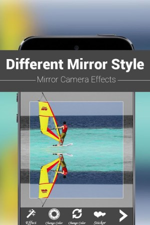 Mirror Camera Effects 1.1 Screen 1
