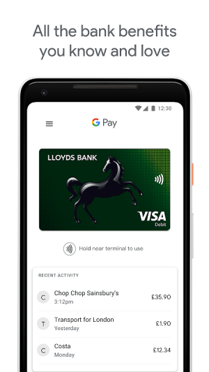 Android Google Pay Screen 7