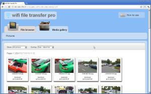 WiFi File Transfer Pro 1.0.9 Screen 4