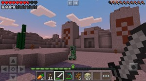 Minecraft: Pocket Edition 1.10.0.4 Screen 1