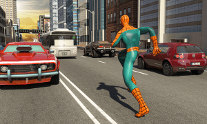 Mutant Spider Traffic Runner 1.0 Screen 2