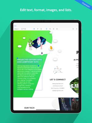 Adobe Acrobat Reader 20.6.0.14245 Screen 5