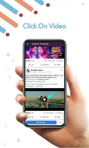 Status Saver-Video Download For Instagram,Facebook 1.1.0 Screen 6