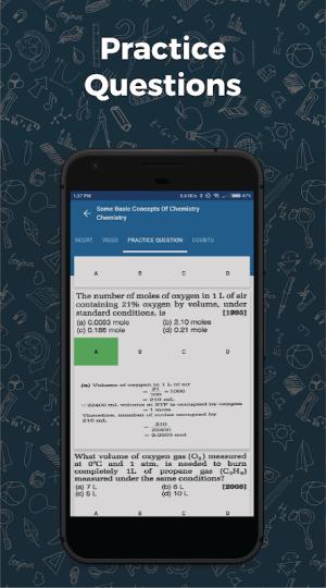 Android Crack NEET Exam | Score 600+ | Target Based Prep Screen 2