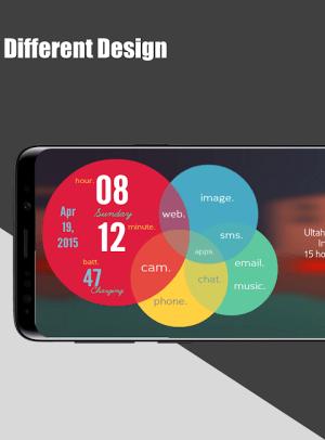 Total Launcher 2.7.4 Screen 2