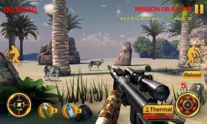 Wild Hunter 3D 1.0.9 Screen 1