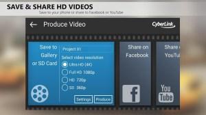 PowerDirector Video Editor App: 4K, Slow Mo & More 6.2.1 Screen 12