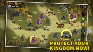 Tower defense: The Last Realm - Td game 1.3.5c Screen 3