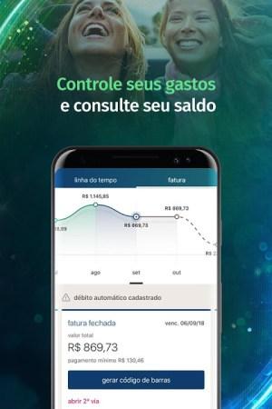 Credicard - app do seu cartão de crédito 5.8.1 Screen 2